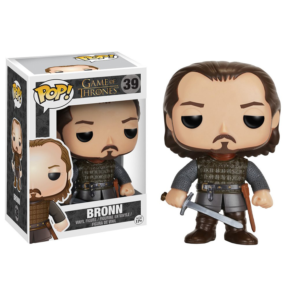 game of thrones funko pop vinyl, bronn