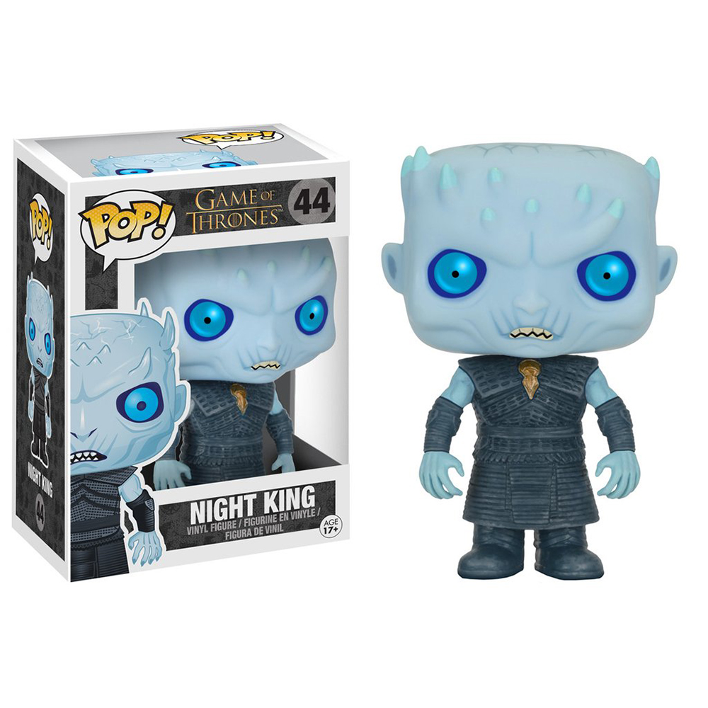 game of thrones funko pop vinyl, night king