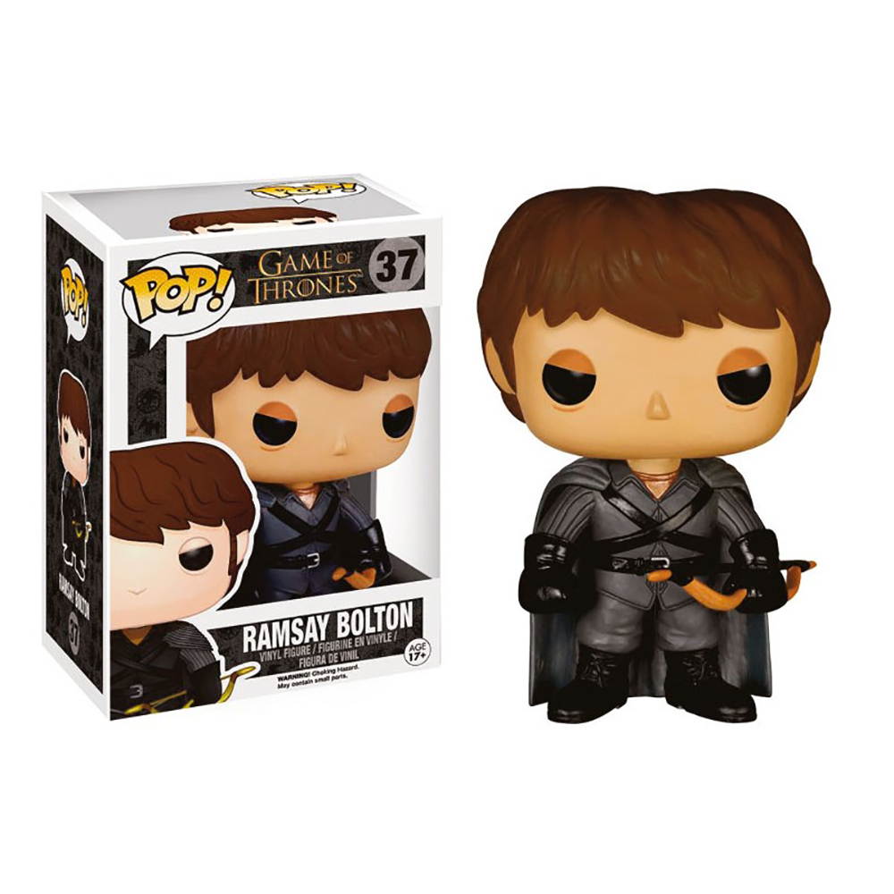 game of thrones funko pop vinyl, ramsay bolton