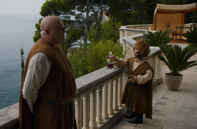 game of thrones clip, season 5, tyrion, varys