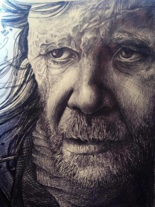 game of thrones, fan art, the hound, jody steel