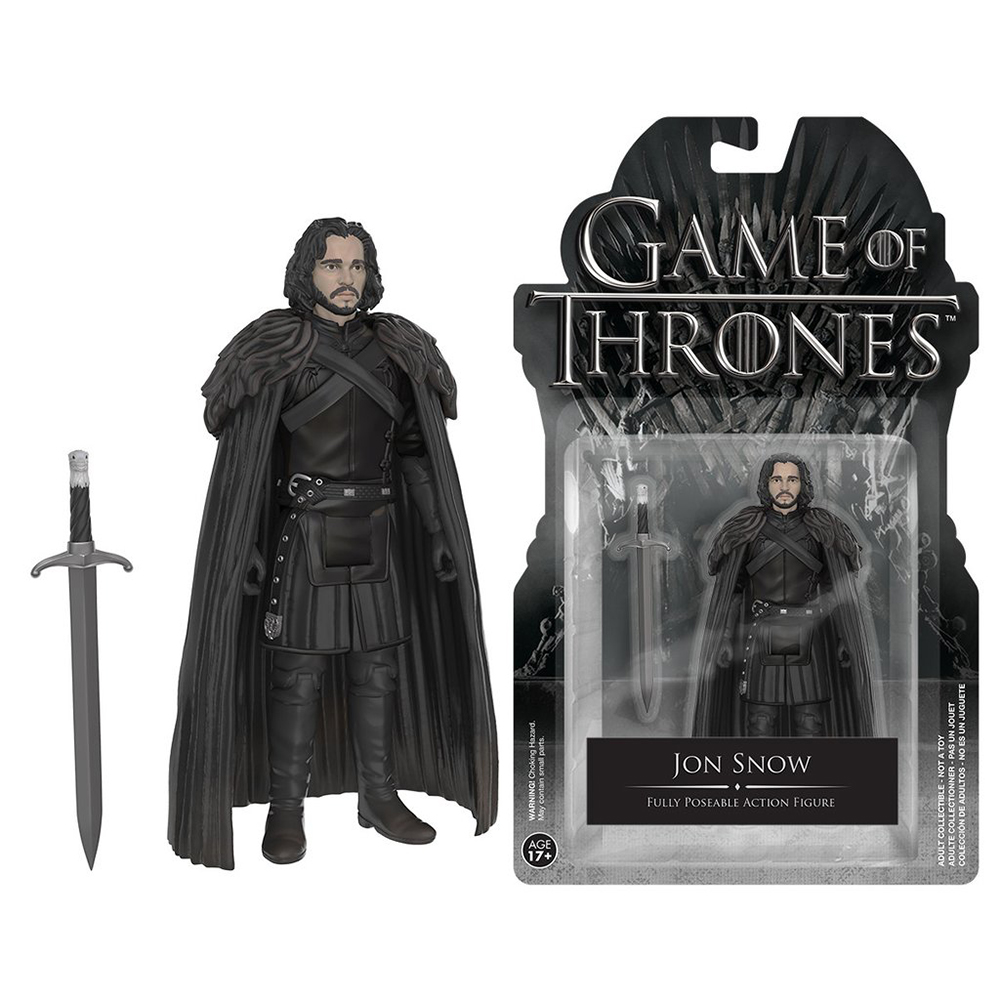 game of thrones action figures, jon snow