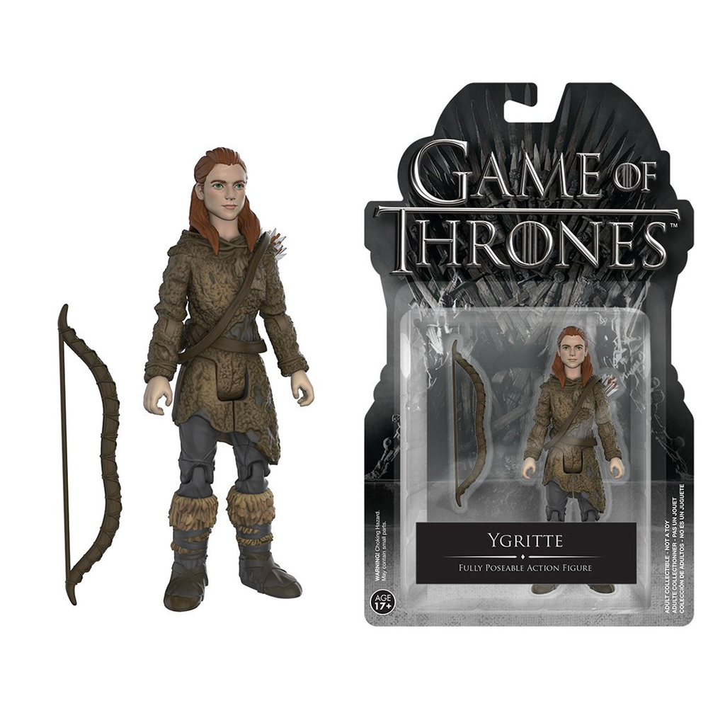 game of thrones action figures, ygritte