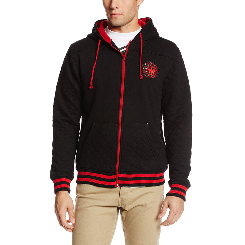 house targaryen fire and blood hoodie