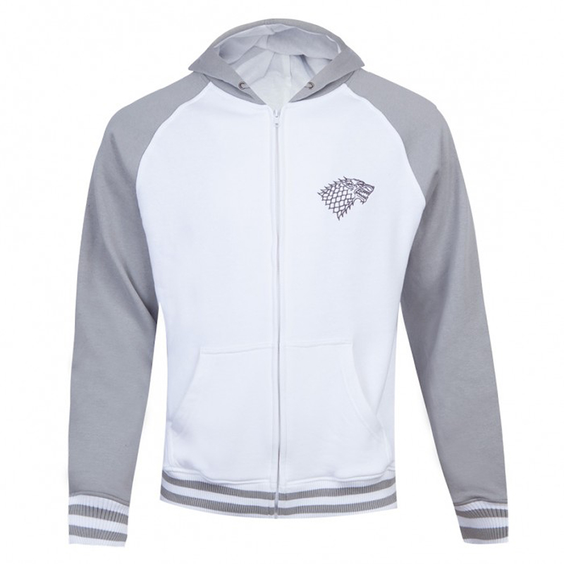 game of thrones varsity hoodie, house stark