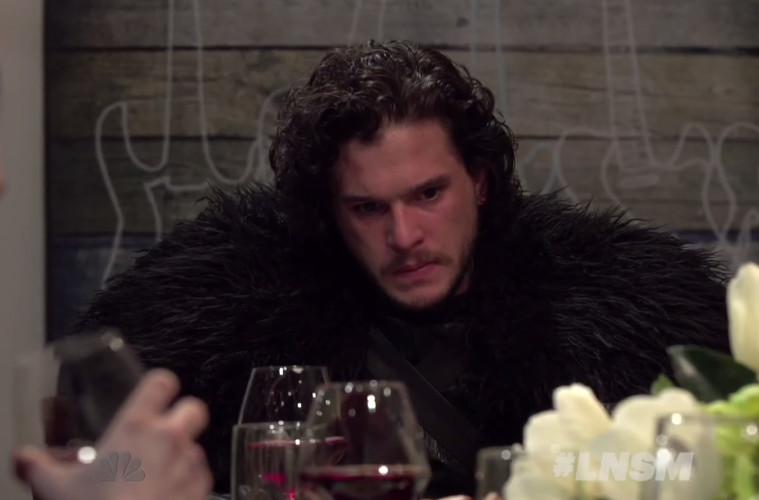 jon snow, worst dinner guest, game of thrones