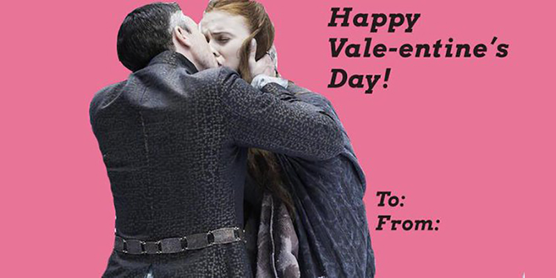 game of thrones valentine's cards, littlefinger, sansa, the vale