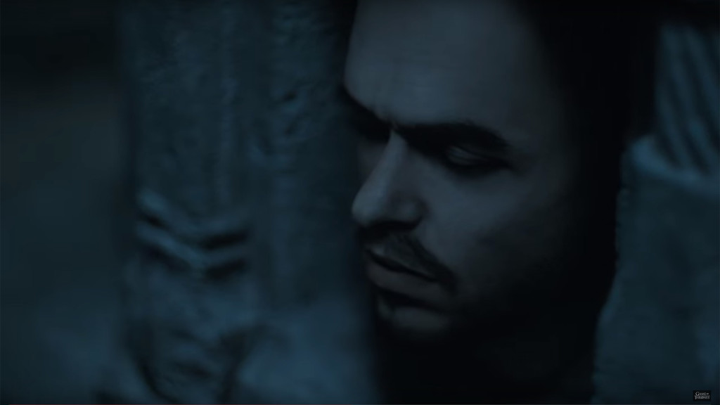 game of thrones season teaser, hall of faces, robb stark