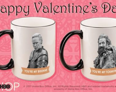 hbo valentine's day cards, game of thrones