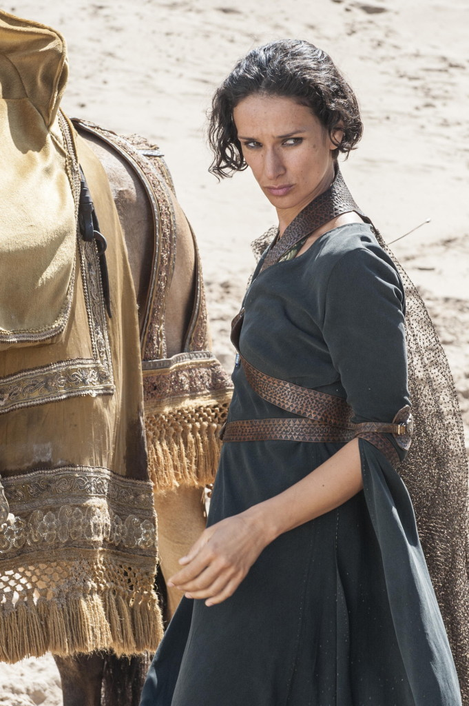 game of thrones, sons of the harpy, ellaria sand