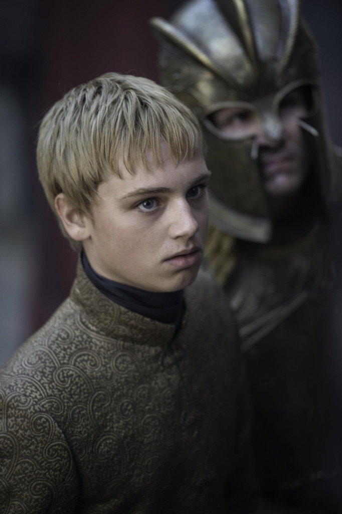 game of thrones, sons of the harpy, tommen baratheon