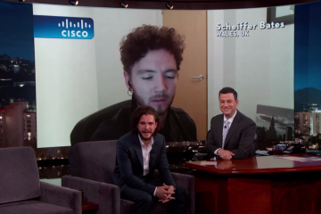 jon snow impersonators, game of thrones, kit harrington, jimmy kimmel
