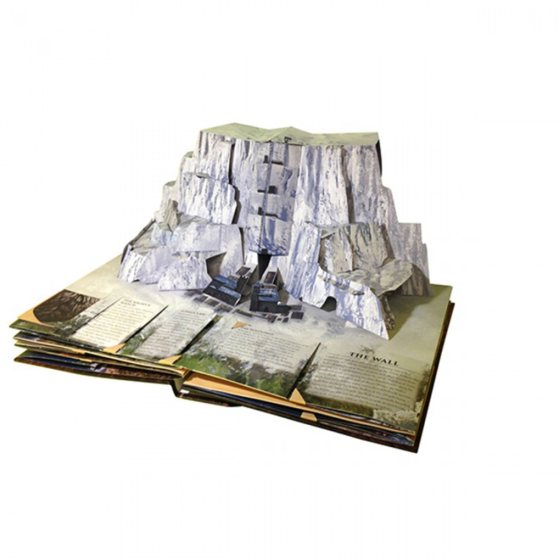 Game Of Thrones Pop Up Guide To Westeros Book