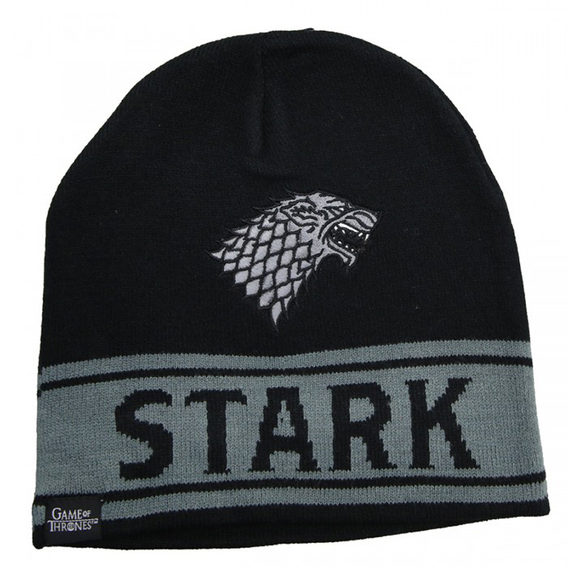 house stark band beanie, toque.