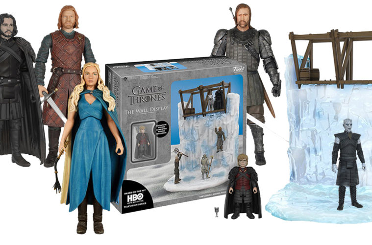 game of thrones action figures