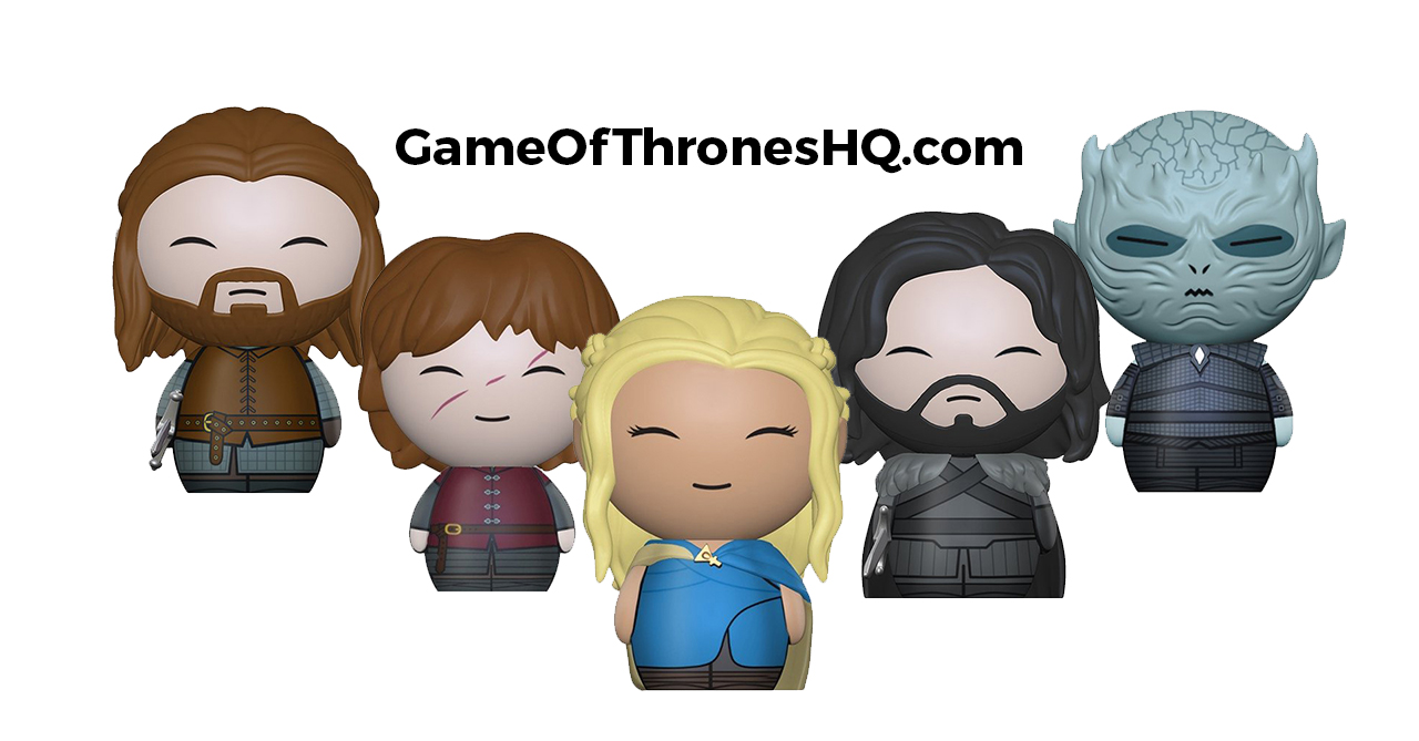 game of thrones dorbz, funko, full collection