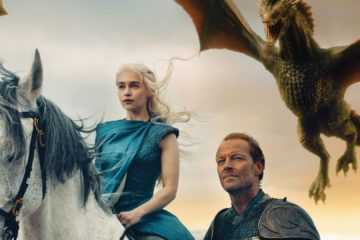 game of thrones wallpaper, daenerys targaryen, dragons, jorah mormont