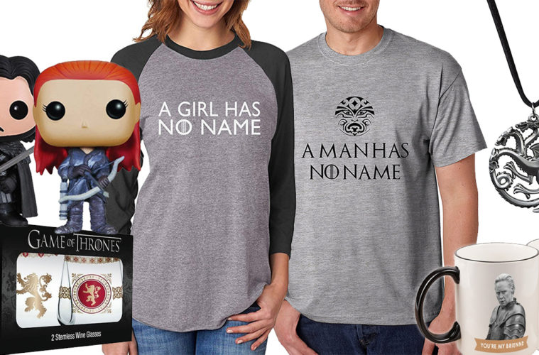 game of thrones valentine's day gifts, gift guide
