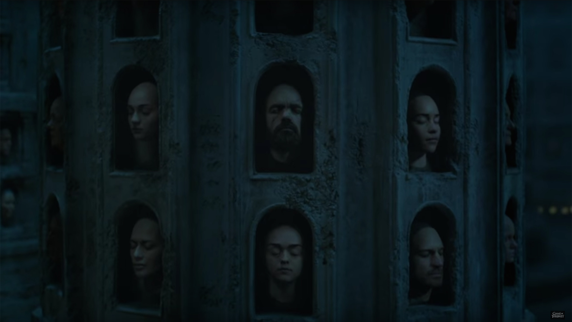 Game of Thrones Season 6 Teaser: Hall of Faces